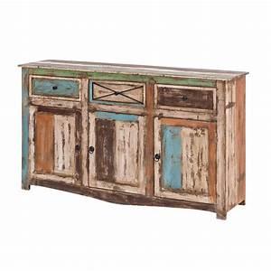 Vintage Look Möbel : sideboards und andere kommoden sideboards von m bel ideal online kaufen bei m bel garten ~ Orissabook.com Haus und Dekorationen