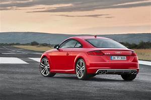 Audi Tt 2016 : 2016 audi tt reviews and rating motortrend ~ Medecine-chirurgie-esthetiques.com Avis de Voitures