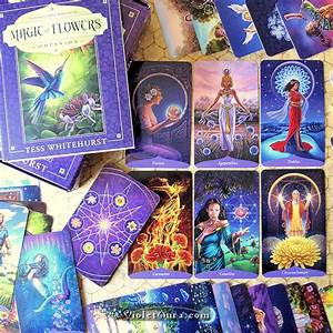 The Magic Of Flowers Oracle Card Deck Review