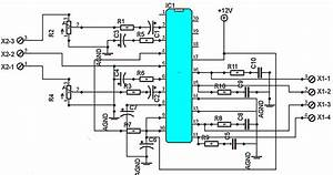 Ta8210ah Car Audio Amplifier Circuit Under Repository