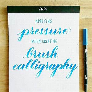 25 best ideas about calligraphy pens on pinterest With brush lettering supplies