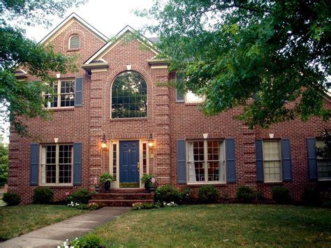 red brick house trim color ideas part 5 exterior 8 colors