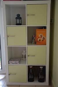 Etagere Expedit Ikea : etag re expedit customis e ~ Dallasstarsshop.com Idées de Décoration