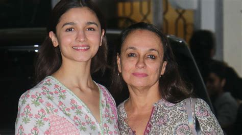 Alia Bhatt's mother Soni Razdan reacts on nepotism ...