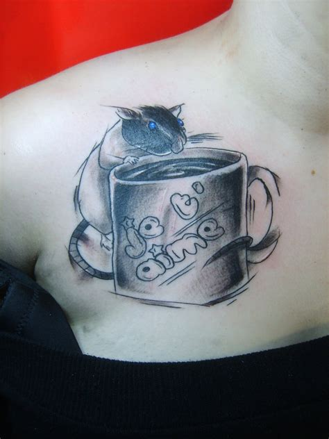 awesome coffee tattoo images pictures  design ideas