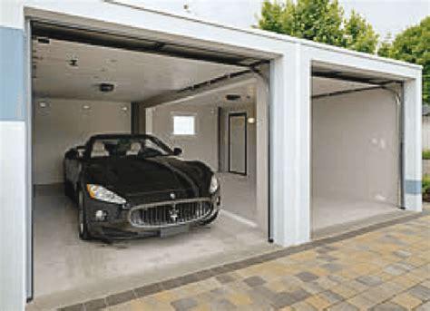 Garages Doubles  Zapf Garages Préfabriqués