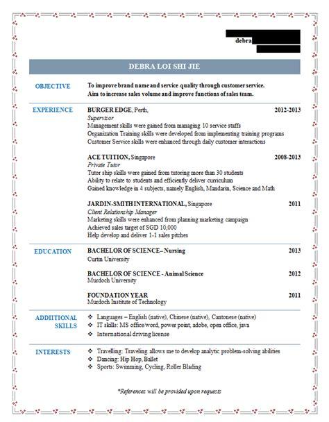 professional resume styleresumes
