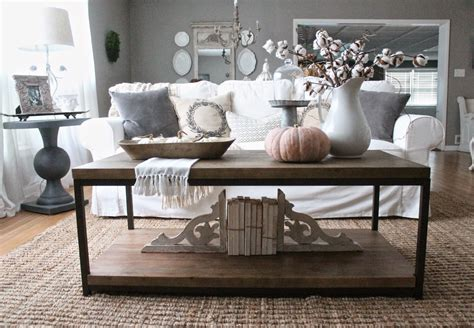 Instead, it should have as much style and presence as any of your home's decor. 3 Tips for Coffee Table Styling & A Video! | Harbour Breeze Home