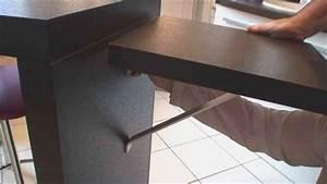 Jambage Plan De Travail : plan de travail cuisine pliable ~ Melissatoandfro.com Idées de Décoration