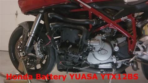 Ducati 848 Fuse Box by Ducati 848 Superbike Battery 1098 1198 Replacement