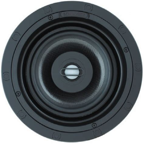 sonance in ceiling speakers sonance visual performance vp68r in ceiling speakers