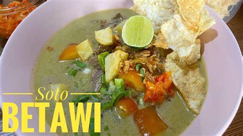 Resep soto betawi santan enak sederhana jika anda penyuka jenis yang berkuah soto merupakan hidangan yang pasti ada di dalam daftar menu favorit andatidak terlalu sulit untuk menemukan soto. RESEP SOTO BETAWI || Kuah santan dan susu - YouTube