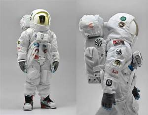 Astronaut Action Figure by Coolrain Lee for Nike