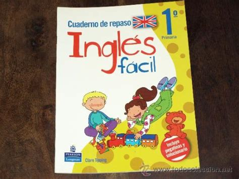 Cuaderno De Repaso Ingles Facil Pearsonlongma Comprar