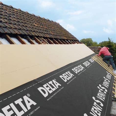 ecran de sous toiture 201 cran de sous toiture hautement perm 233 able 224 la vapeur d eau delta vent s s plus doerken