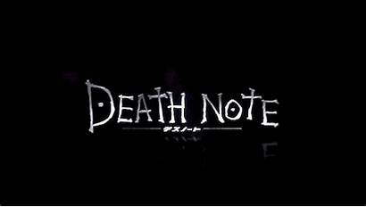 Death Note Anime Ending Opening Deathnote Gifs