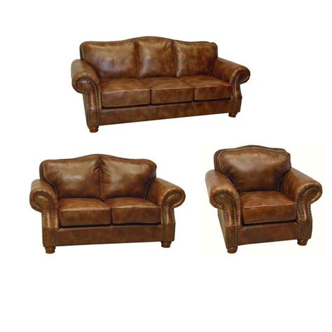 Italian Leather Sofa And Loveseat by Brandon Distressed Whiskey Italian Leather Sofa Loveseat