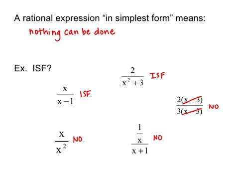 write expression in exponential form 9 4 simplifying rational expressions
