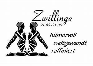 Zwilling Und Waage : wandtattoo sternzeichen zwillinge sterne sternzeichen wandtattoos wandschablonen ~ Orissabook.com Haus und Dekorationen