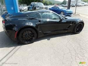 2017 Black Chevrolet Corvette Grand Sport Coupe #115208933 ...