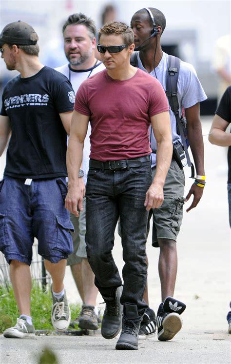 Jeremy Renner Scarlett Johansson Films The Avengers