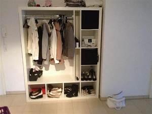 Garderoben Möbel Ikea : ikea expedit garderobe zu verkaufen in march garderobe ~ Michelbontemps.com Haus und Dekorationen