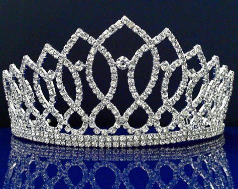 Amazon.com : Pageant Queen Rhinestones Crystal Bridal