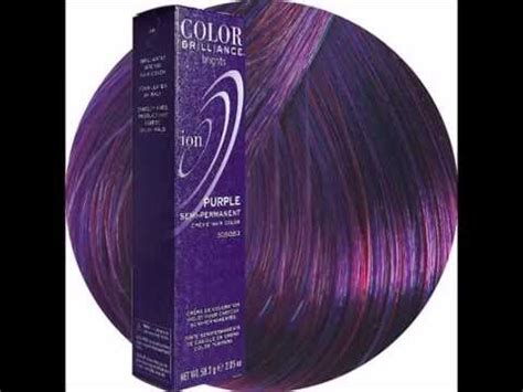 ion color brilliance brights ion color brilliance brights semi permanent hair color