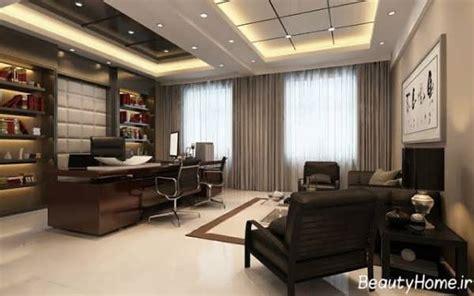 G M Home Interiors : دکوراسیون اتاق مدیریت و ریاست با 22 طراحی مدرن و ایده آل