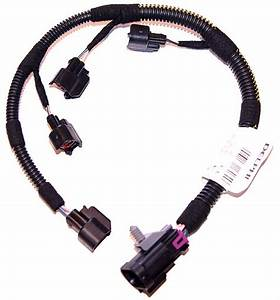 Injector Wiring Harness  Saab 9
