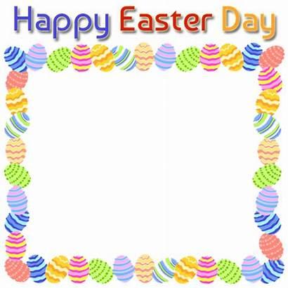 Easter Frame Happy Profile Spring Filter Frames