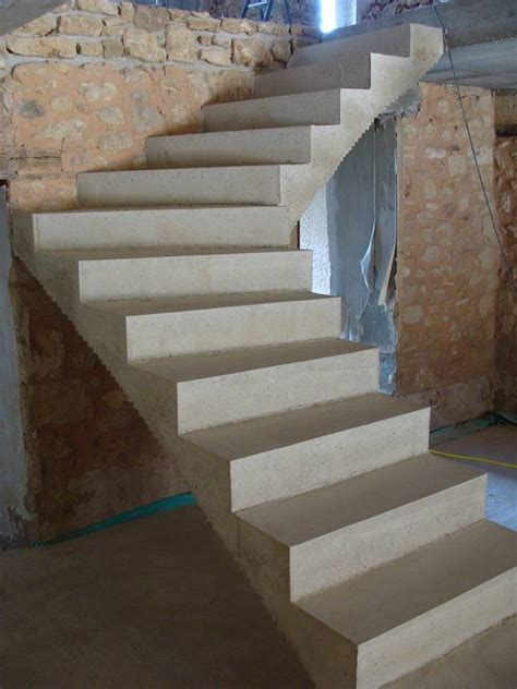 superior escalier beton quart tournant 12 un quart tournant jpg helvia co