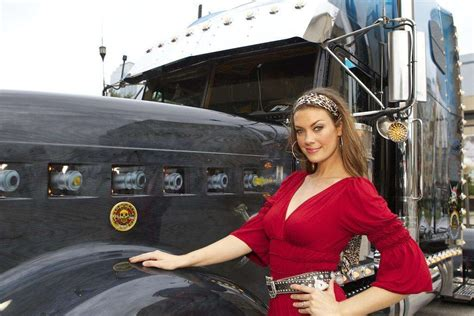 maggie   pirate truck overdrive owner operators