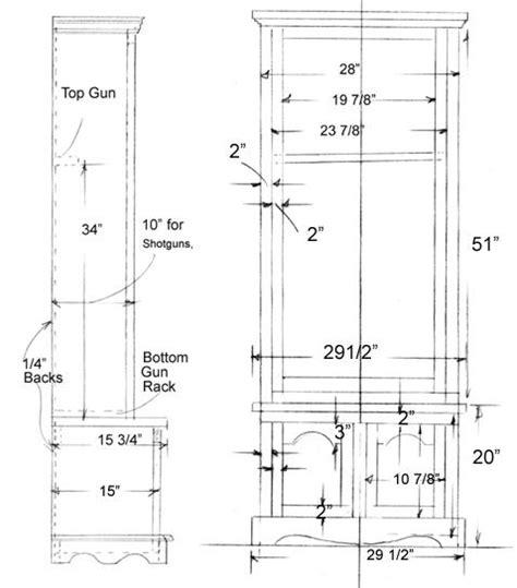 free gun cabinet plans downloads pdf woodwork wooden gun cabinets plans diy plans