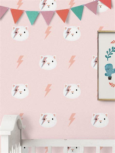 papier peint design chambre papier peint fille chambre maison design sphena com
