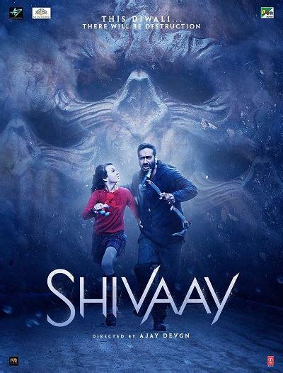 ajay devgans shivaay posters