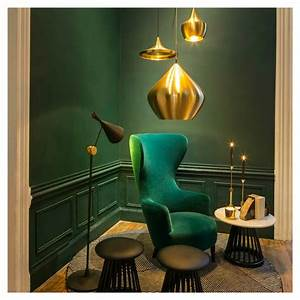 How, To, Use, Emerald, Green, In, Interior, Design