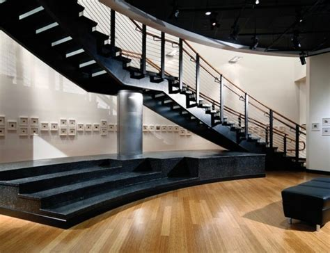 Treppe Im Wohnraum Integrieren by 101 Modern Stairs Appear As An Eye Catcher In Your Home