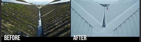 asbestos storm industrial roofing