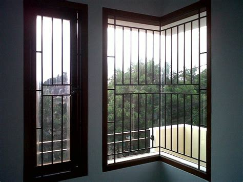 Modern Window Grill Designs For Houses