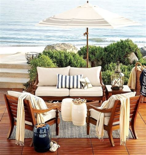 cool sea  beach inspired patios digsdigs