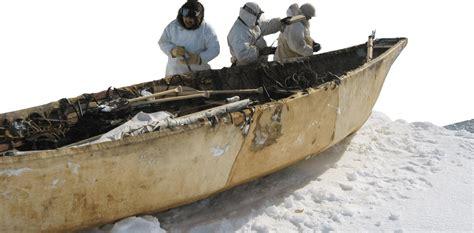Eskimo Boat by Eskimo Walrus Commission Eskimo Walrus Commission