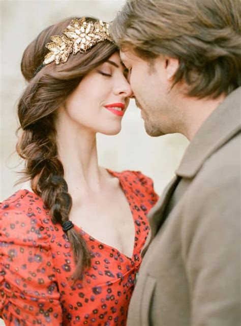 awe inspiring engagement hairstyles sheideas