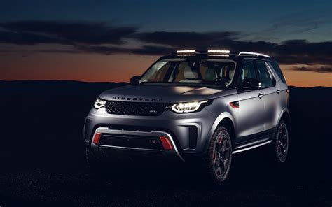 Land Rover Wallpapers by 2018 Land Rover Discovery Svx 4k Wallpapers Hd