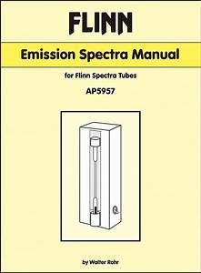 Flinn Emission Spectra Manual