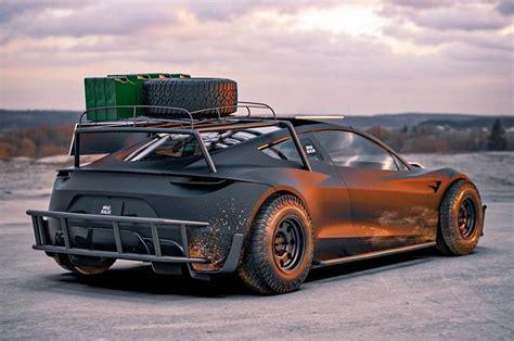Tesla Roadster Safari | wordlessTech
