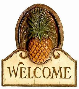 13 Ways to Use Pineapples in Home Decor - Celebrate & Decorate