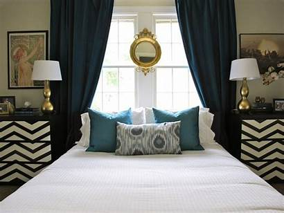 Bedroom Window Bed Behind Headboard Heroine Windows
