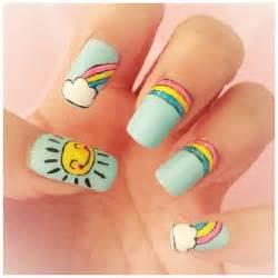 Summer toenail art designs toe nail