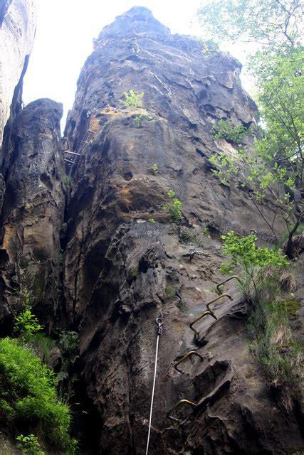 Klettersteig Im Elbsandsteingebirge Mgrs Uvs